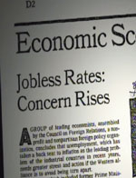 jobless rates rise